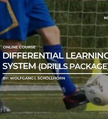 Differential Learning System (DLS) Drills Package: Ball receiving