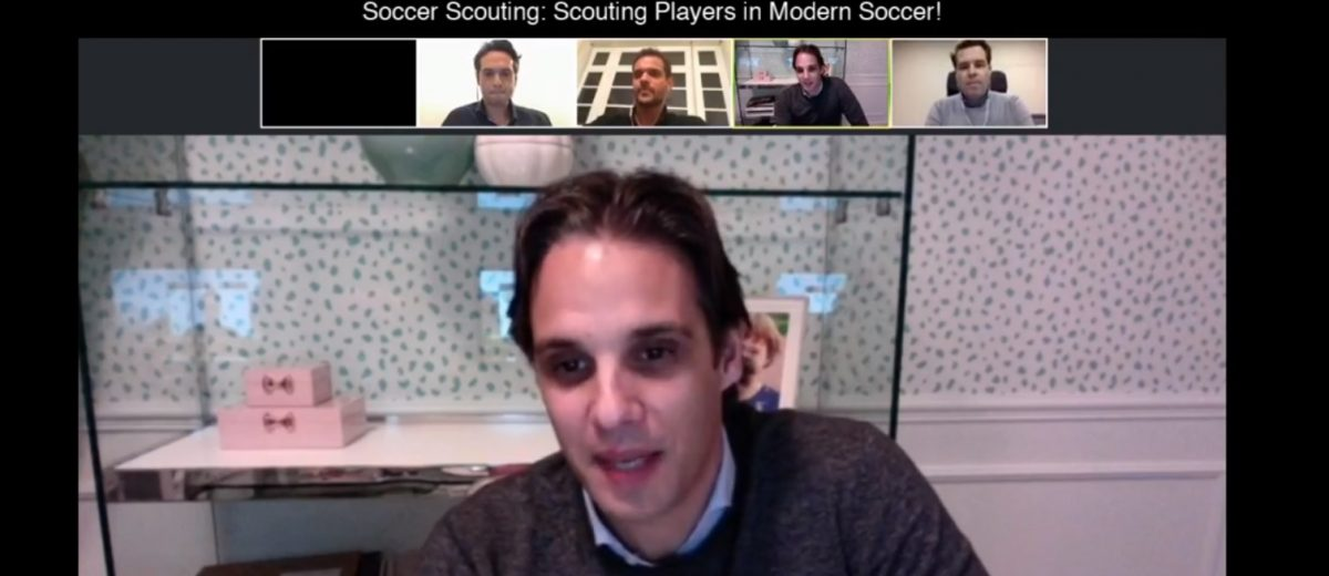 Soccer HUB Talks: Scouting Players in Modern Soccer