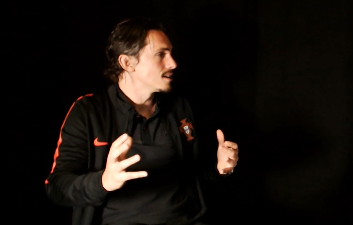 Guiding principles of the identity of training of the Portuguese National Teams