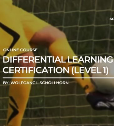 Differential Learning System: Certification (Level 1: Soccer)