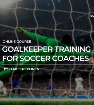 Goalkeeper Training for Soccer Coaches