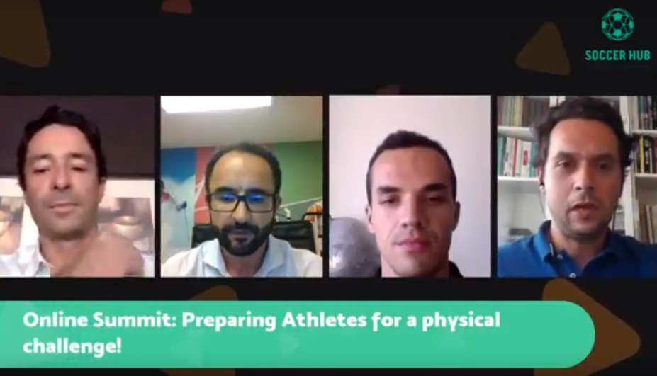 Soccer HUB Online Summit: Preparing Athletes for a Physical Challenge