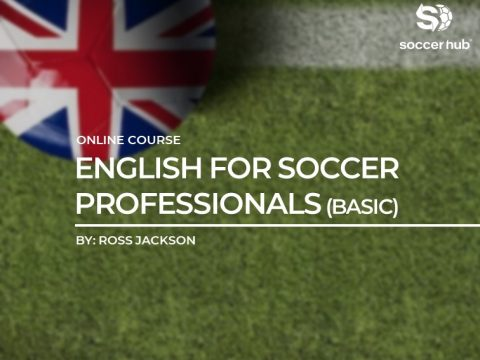 English for Soccer Professionals (Basic)