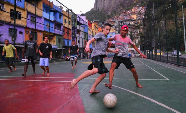 Soccer, a fun game like I used to know…
