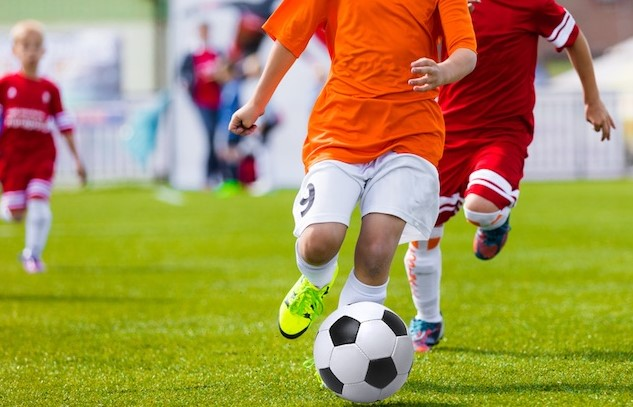 The Learning Curve in Soccer