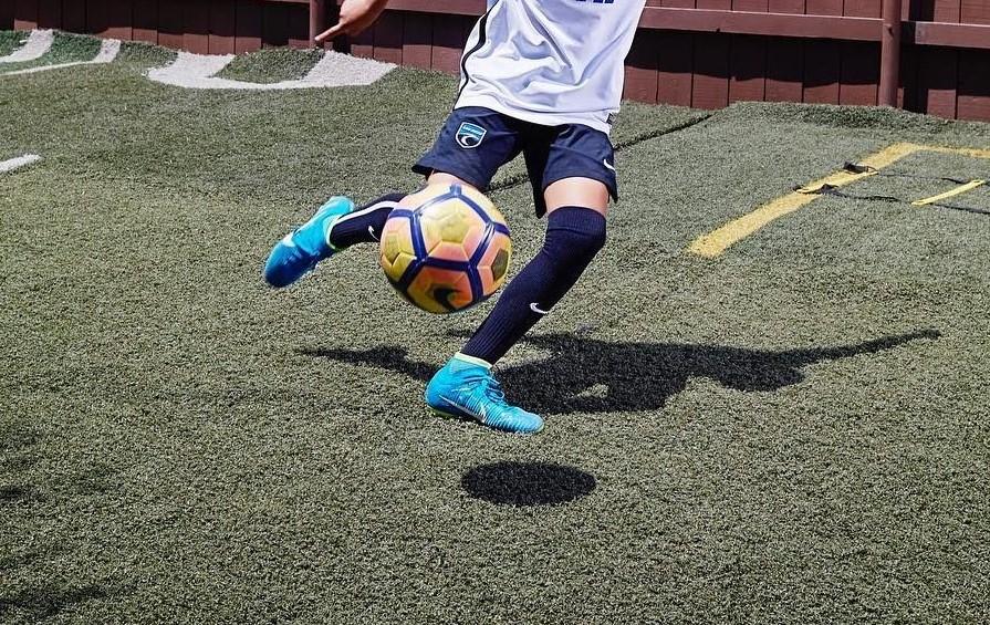 Soccer in Quarantine time