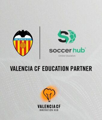 Soccer HUB is Valencia CF Education Partner