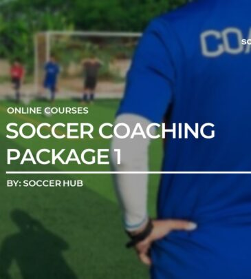 Soccer Coaching Package 1