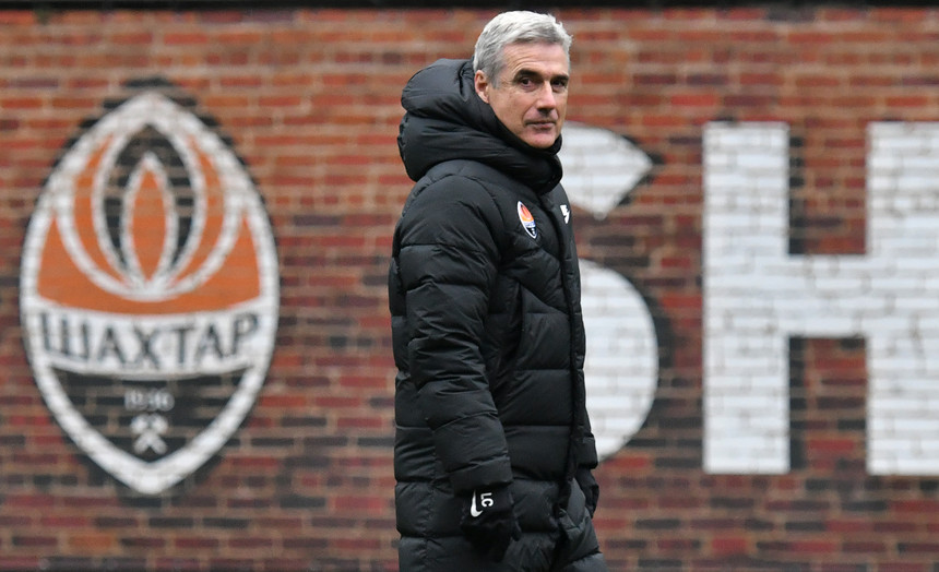 """Luís Castro: """"A coach is always what his players make of him"""""""