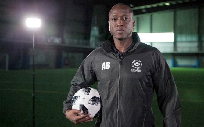 "Alex Bunbury: ""I would love to be part of a big club in Portugal"""
