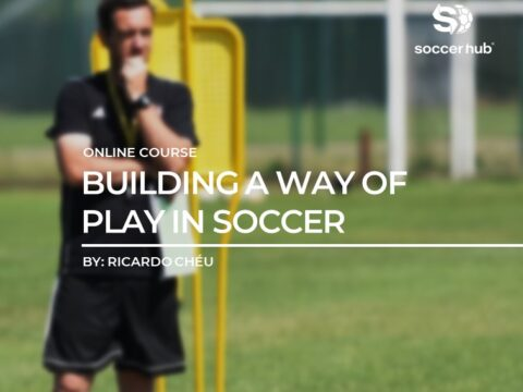 Building a way of play in Soccer