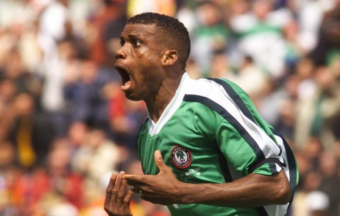 """Sunday Oliseh: """"Nigeria has the potential to be a World Champion"""""""