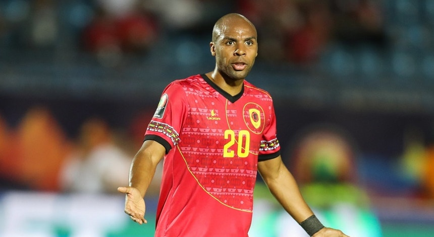"Wilson Eduardo: ""Angola winning an international trophy?"