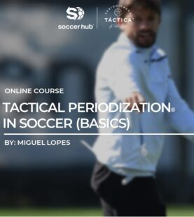 Tactical Periodization in Soccer (Basics)