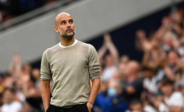 Guardiola, the false 9 and the true 9